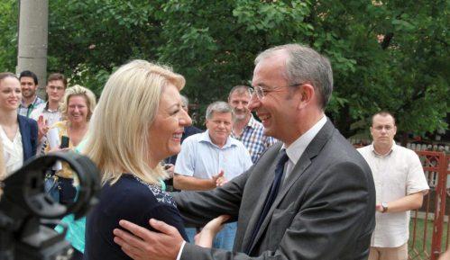 Davenport: Zajednički cilj izbeći krizu u BiH 1