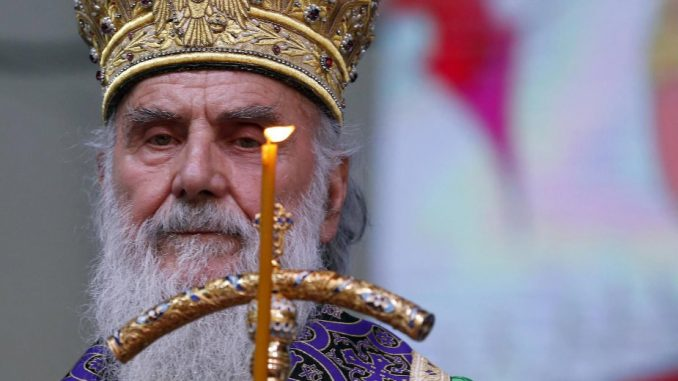 Patrijarh Irinej nije diskriminisao LGBT osobe 1