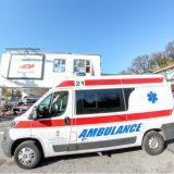 U saobraćajnoj nesreći na Ibarskoj magistrali teško povređena jedna osoba 9