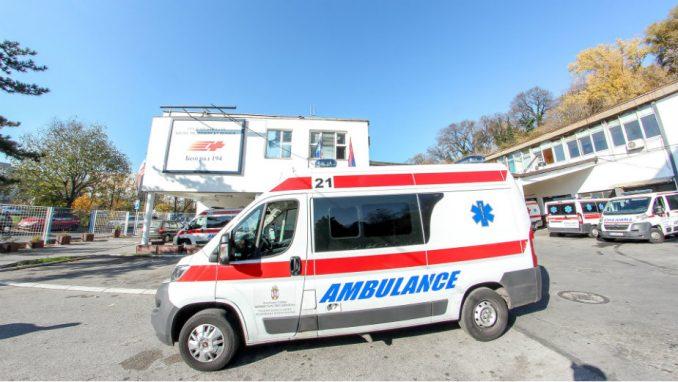 Hitna pomoć: Uboden muškarac, dosta poziva zbog osoba u alkoholisanom stanju 1
