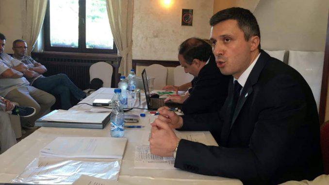 Boško Obradović kandidat za predsednika Srbije 1