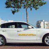 Testirali smo: BMW 116i 4