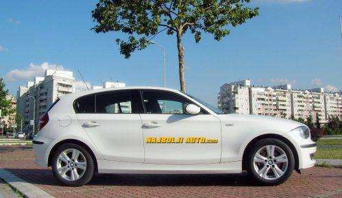 Testirali smo: BMW 116i 5