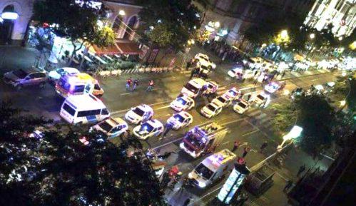 Eksplozija gasa u centru Budimpešte 10
