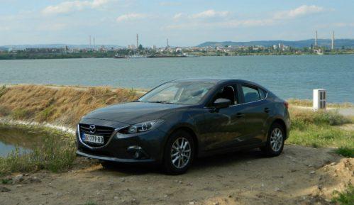 TESTIRALI SMO: Mazda 3 G100 9