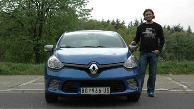 Testirali smo: Renault Clio IV 0.9 TCe GT Line 1