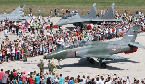 Vojni aerodrom Batajnica u subotu otvoren za posetioce 4