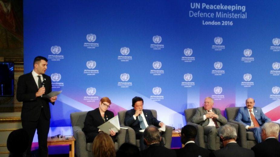 Đorđević: Više od 10 odsto žena u mirovnim misijama 1