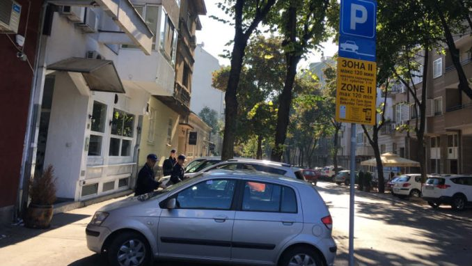 Parking: Deo zelene zone preveden u žutu 4