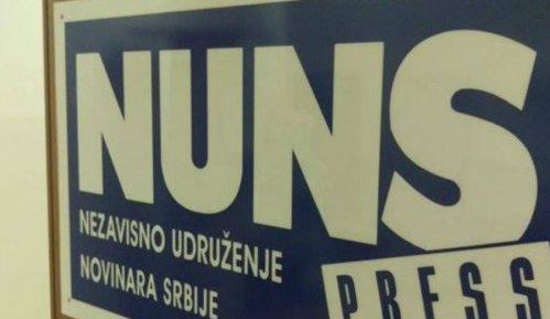 NUNS protiv izbora Pekovića 5