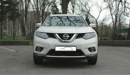 Testirali smo: Nissan X-Trail 1.6 DCI 14