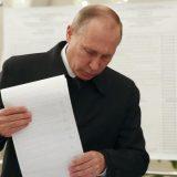 Putinovoj partiji više 50 odsto glasova 14