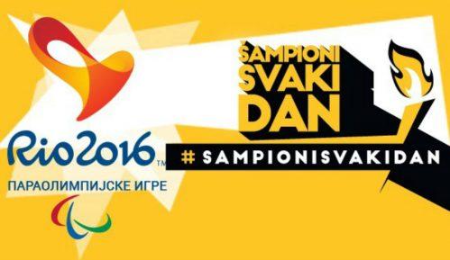 Doček za paraolimpijce u 19 sati ispred Skupštine grada 9