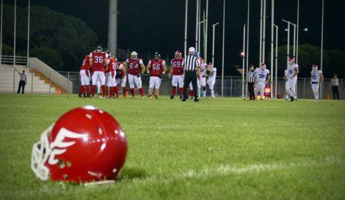 Američki fudbal: Srbija u finalu 11
