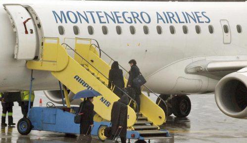 Nevreme u Crnoj Gori, neki letovi otkazani ili preusmereni 2