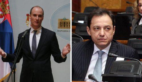 Balša Božović i Goran Ćirić vodiće DS u parlamentu 8