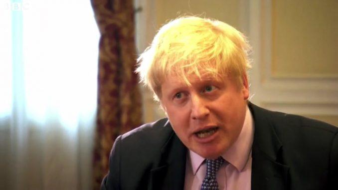 Džonson:Britanija pokreće Bregzit 2017. 1