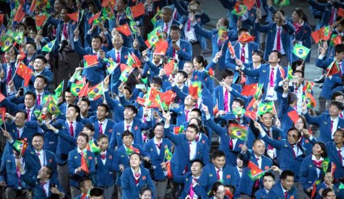 Kinezi dominiraju na Paraolimpijadi 15