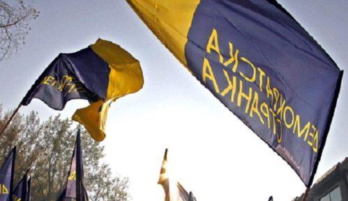 DS podržala protest Policijskog sindikata Srbije 9
