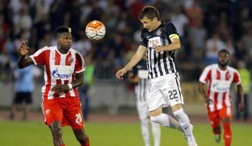 Pobeda Partizana u derbiju 8