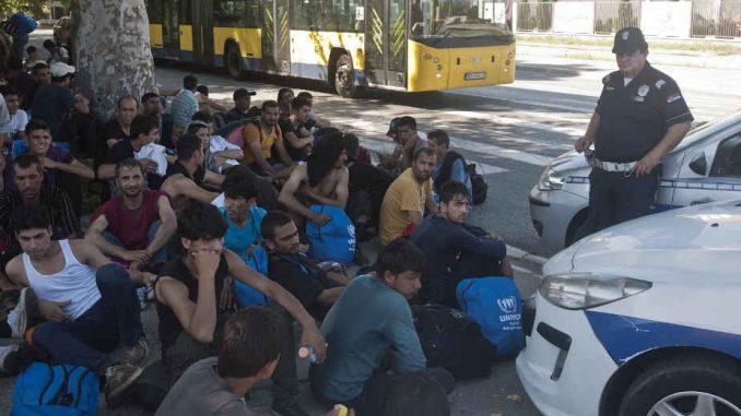 Tusk: Stop za ilegalnu migraciju 1