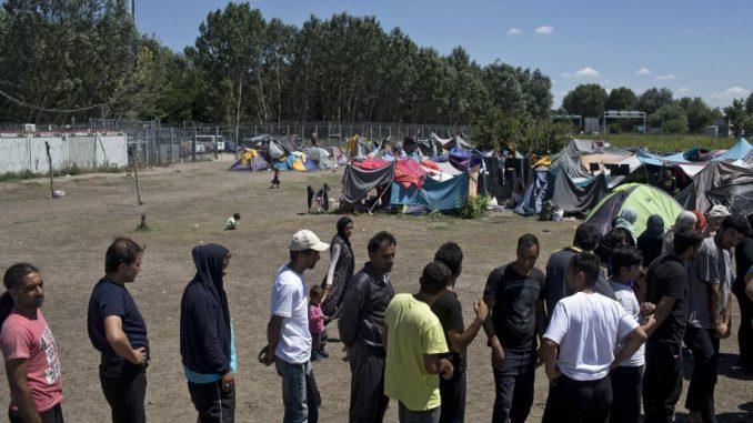 Šid će tražiti izmeštanje Centra za izbeglice i migrante 1