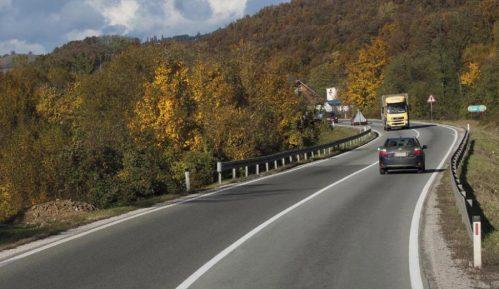 AMSS: Vozači da prilagode brzinu uslovima na putu 10
