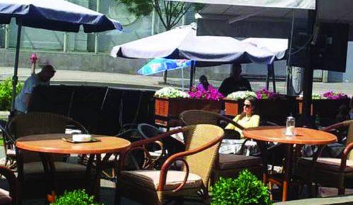 Prve kazne za kafiće u Beogradu 2