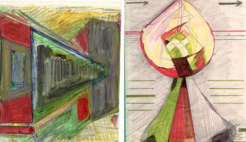 Izložba Krduovih crteža i pastela 6