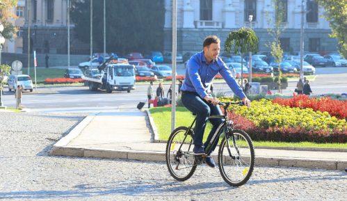 Gradski čelnici obeležili Svetski dan bez automobila 13