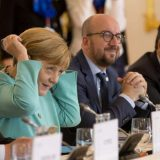 Najlošiji rezultat Merkelove stranke 15