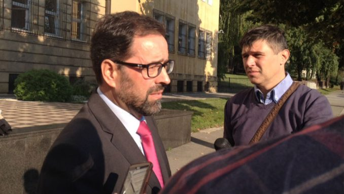 Odloženo suđenje Branku Lazareviću 3