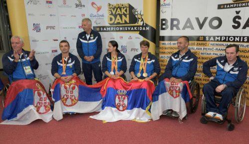 U Beograd stigli i najtrofejniji paraolimpijci 9