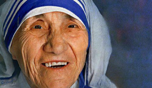 Majka Tereza svetica, beskućnici gosti Vatikana 9