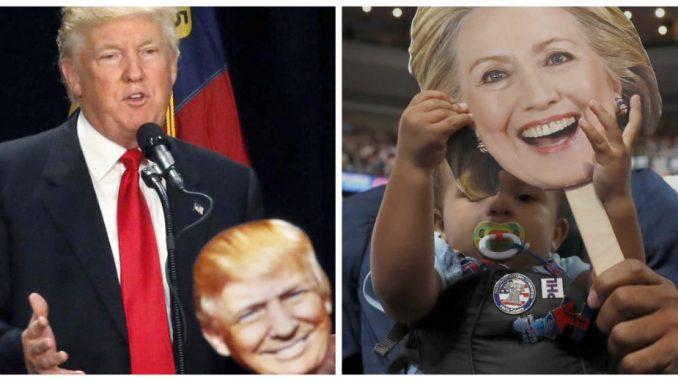 Moskva potkopava američke predsedničke izbore 1