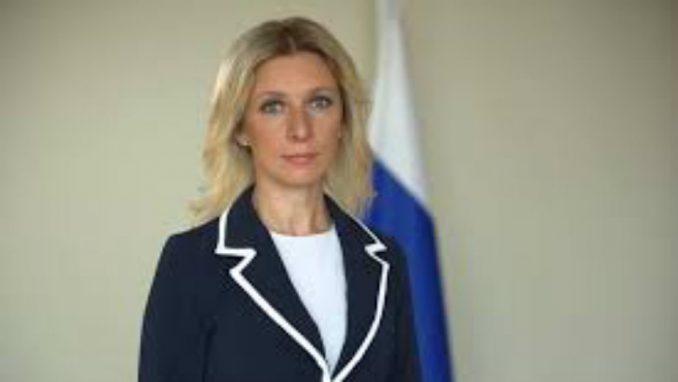 Zaharova Džonsonu: Nije Rusija zločinac, nego Britanija 1