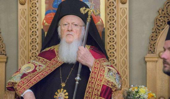 Vaseljenski patrijarh Vartolomej hospitalizovan na početku posete SAD 13