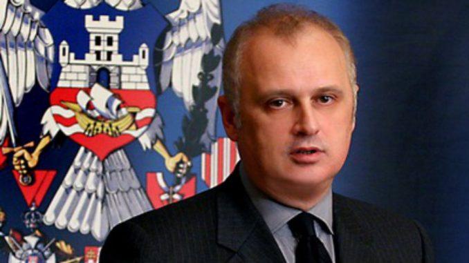 Vesić: SNS želi da raspravi da li je Veselinoviću mesto u Skupštini Beograda 1
