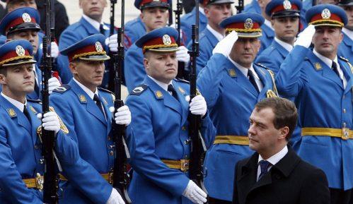Nikolićev kabinet: Ne spremamo doček Medvedeva u oktobru 8