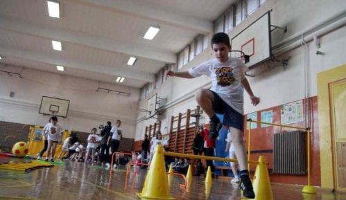 Ukida se izabrani sport 3