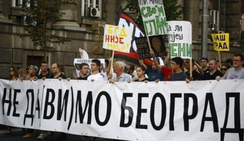 Dozvola za Inicijativu Ne da(vi)mo Beograd 15