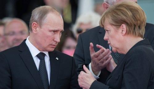 Putin i Merkel telefonom o očuvanju nuklearnog sporazuma sa Iranom 8