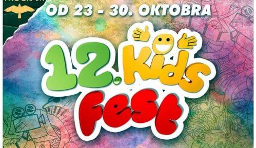 Kids fest počinje 23. oktobra 1