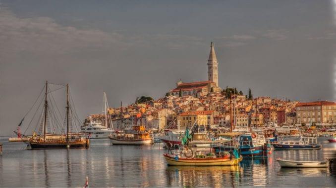 Rovinj (2): Priča o Svetoj Eufemiji 1