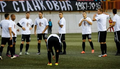 Disciplinski postupak protiv FK Partizana zbog majica 3