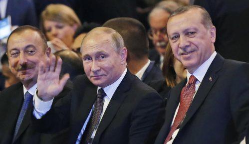 Putin i Erdogan nameravaju da realizuju Turski tok 3
