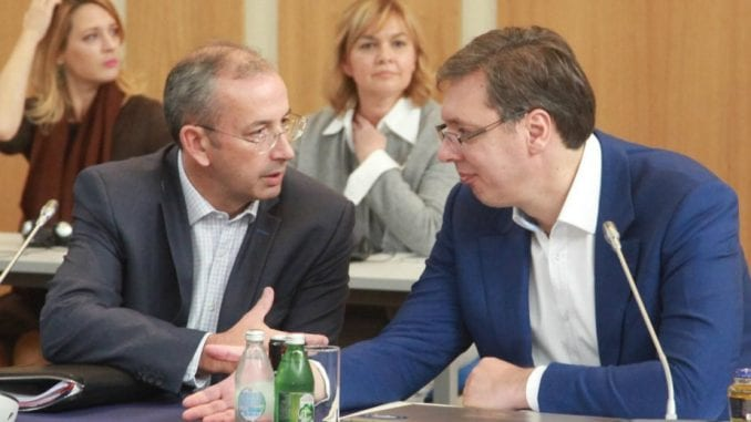 Vučić: Imam san i plan, potrebna nam je podrška i stabilnost 1
