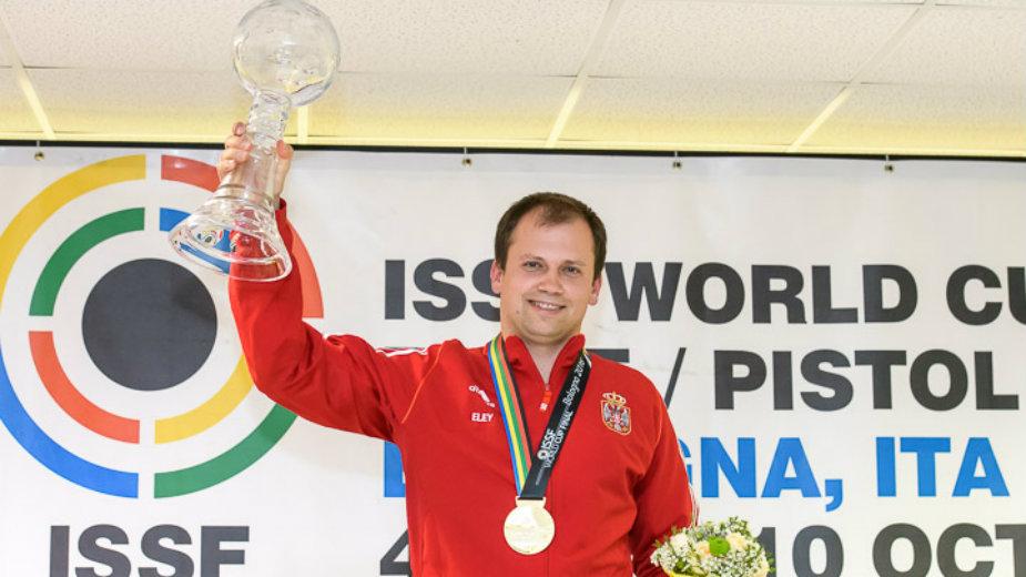 Damir Mikec novi evropski rekorder 1