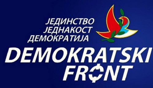 Lideri Demokratskog fronta uputili pismo šefu Delegacije EU u CG 11