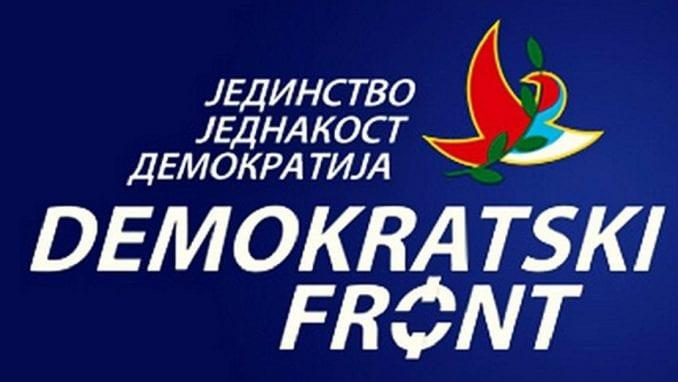 Lideri Demokratskog fronta uputili pismo šefu Delegacije EU u CG 3